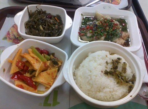 乡村基菜单价格表2015