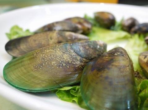 叹为观止的海鲜盛宴