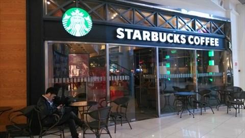 餐厅 北京 双井 星巴克咖啡 食评 星巴克                这家店在
