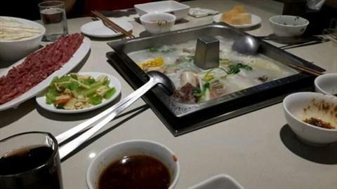 海底捞火锅店