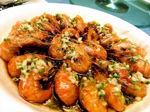 海鲜盛宴@苏先生海鲜渔庄