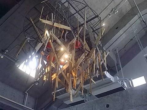 有创意的木板灯 - 三里屯的灰狗·潮泰意&#183