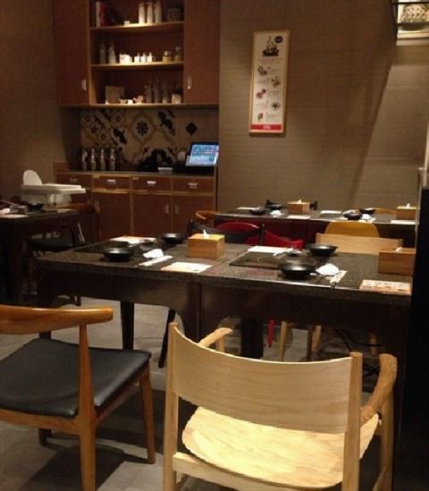 餐厅 餐桌 家具 装修 桌 桌椅 桌子 480_549