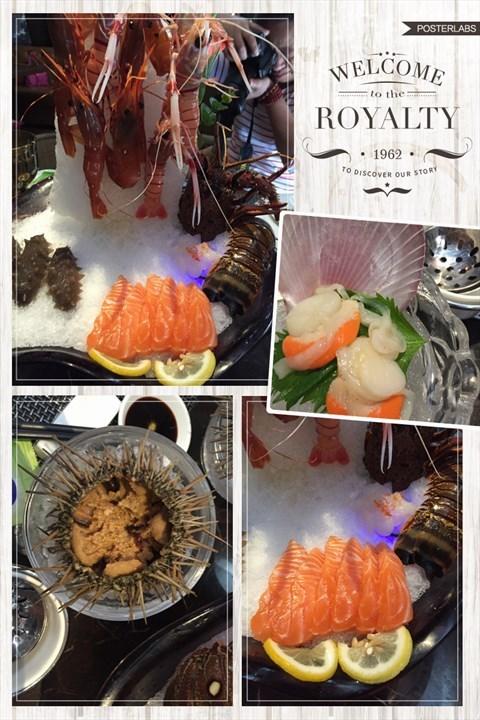 餐厅 福州 五一广场 澜悦打造海鲜自助第一品牌 食评 高大上的海鲜