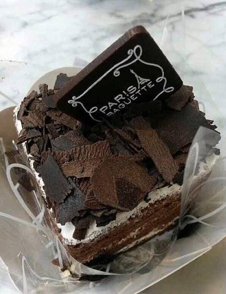 黑森林蛋糕切块 - 看丹桥的巴黎贝甜)图片